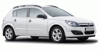 Astra H (2004-2014)
